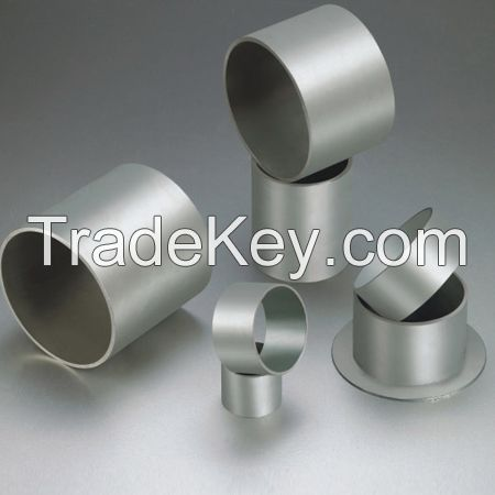 Stainless steel steamless pipes and tubes