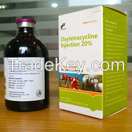 oxytetracycline injection 20%
