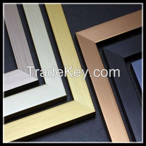 PS moulding for photo frame