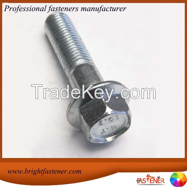 DIN933 HEX FLANGE BOLT