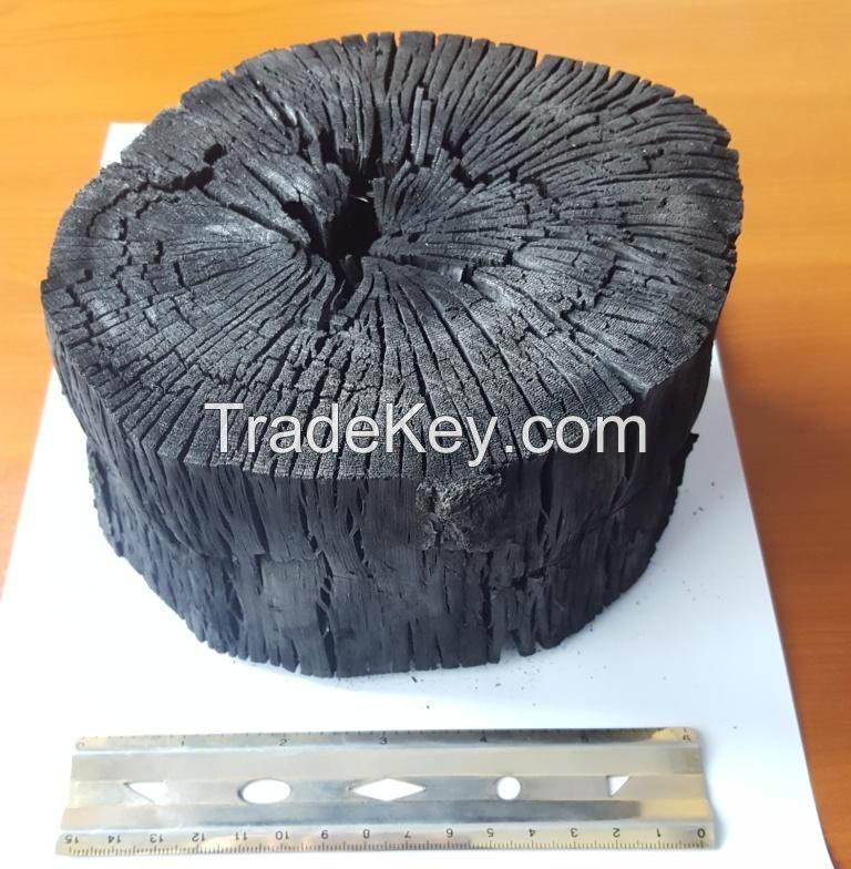 Oak charcoal