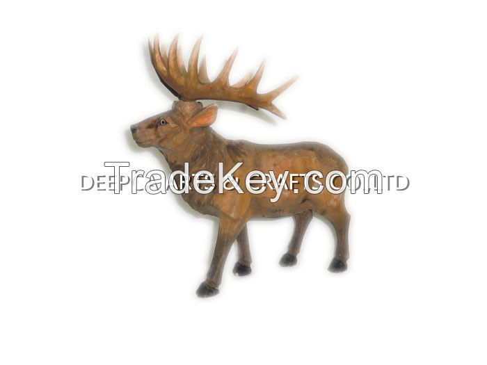 2015 hot sale wood carving home decoration