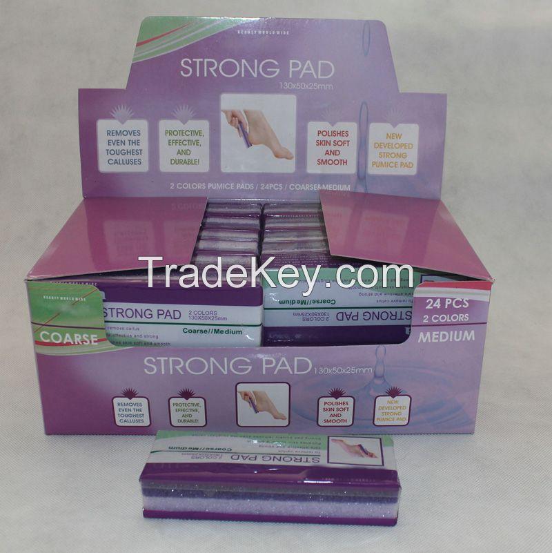 PU PUMICE, Adoro pu foam pumice stone for hard skin remover