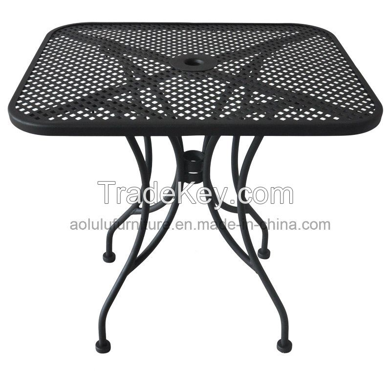 Garden furniture Steel Table (ALL-OT3030)