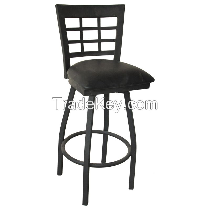 Swivel Bar stool for restaurant furniture (ALL-SBS72)