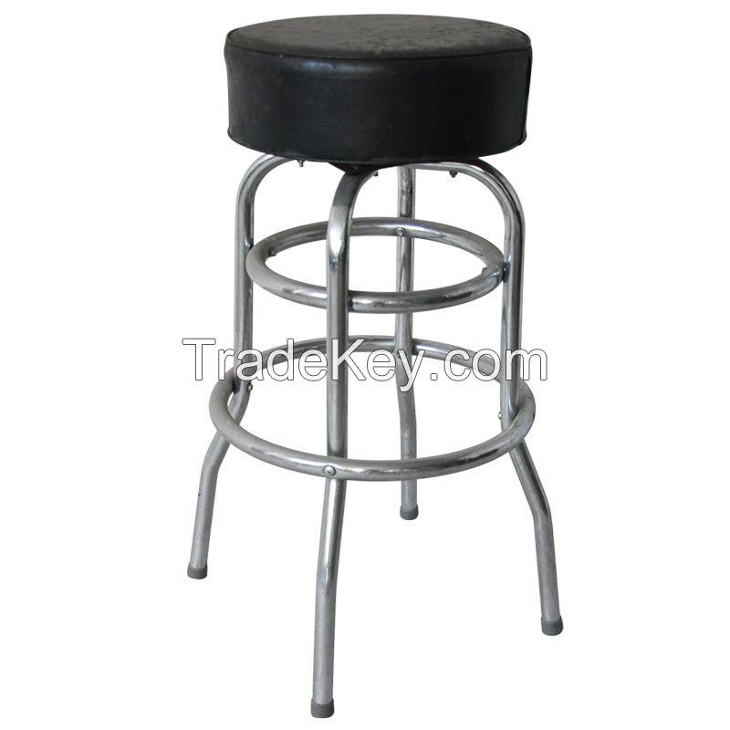 Chrome Bar stool hotel furniture (ALL-SBS-2B)