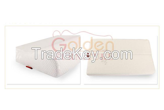 hot sale bamboo fiber wave memory foam pillow