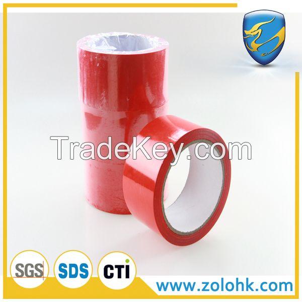 Custom printing adhesive tape, tamper proof cargo warning tape, China VOID tape, OEM sealing tape