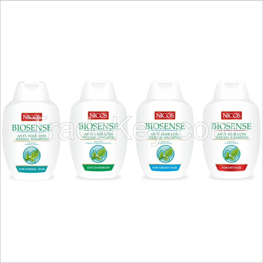 NICOS Anti Hair Loss Biosense Herbal shampoo