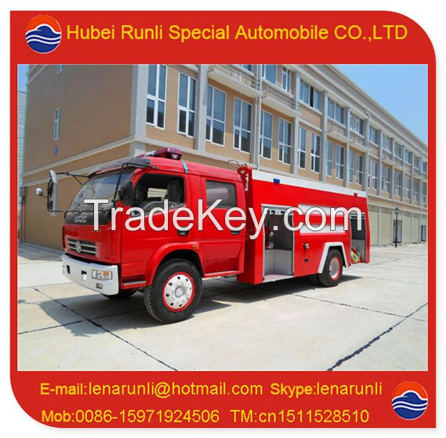 DFAC 4*2 fire truck for sale
