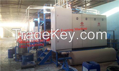 ECMT-100 Full-Automatic Continuous Foaming Machine