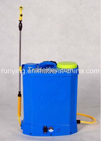 18L Electric Battery Power Agricultural Backpack Sprayer