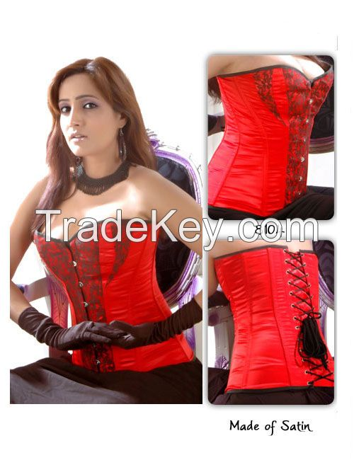 leather coresets