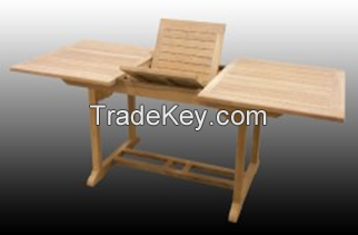 Garden Table- Extendable - All measures possible- Innovative Design