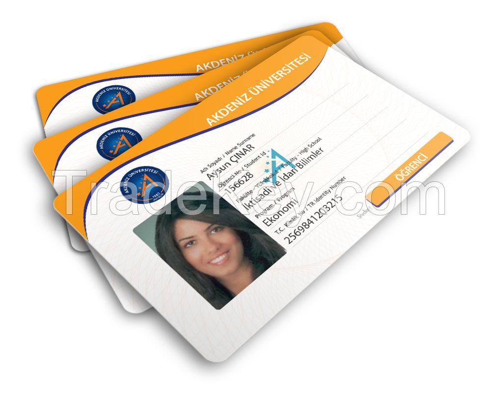 Loyality pvc cards