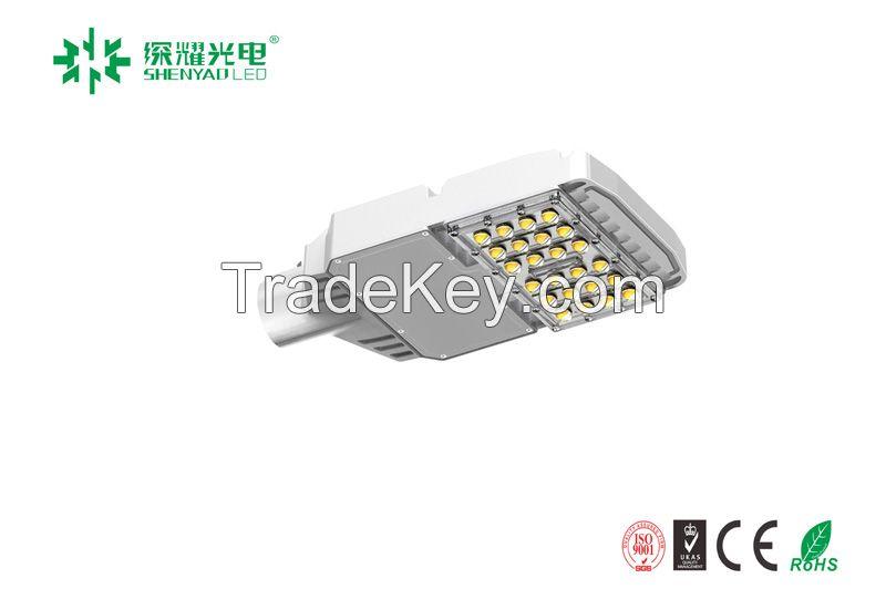 All aluminum body 40W LED street light series-C with long lifetime