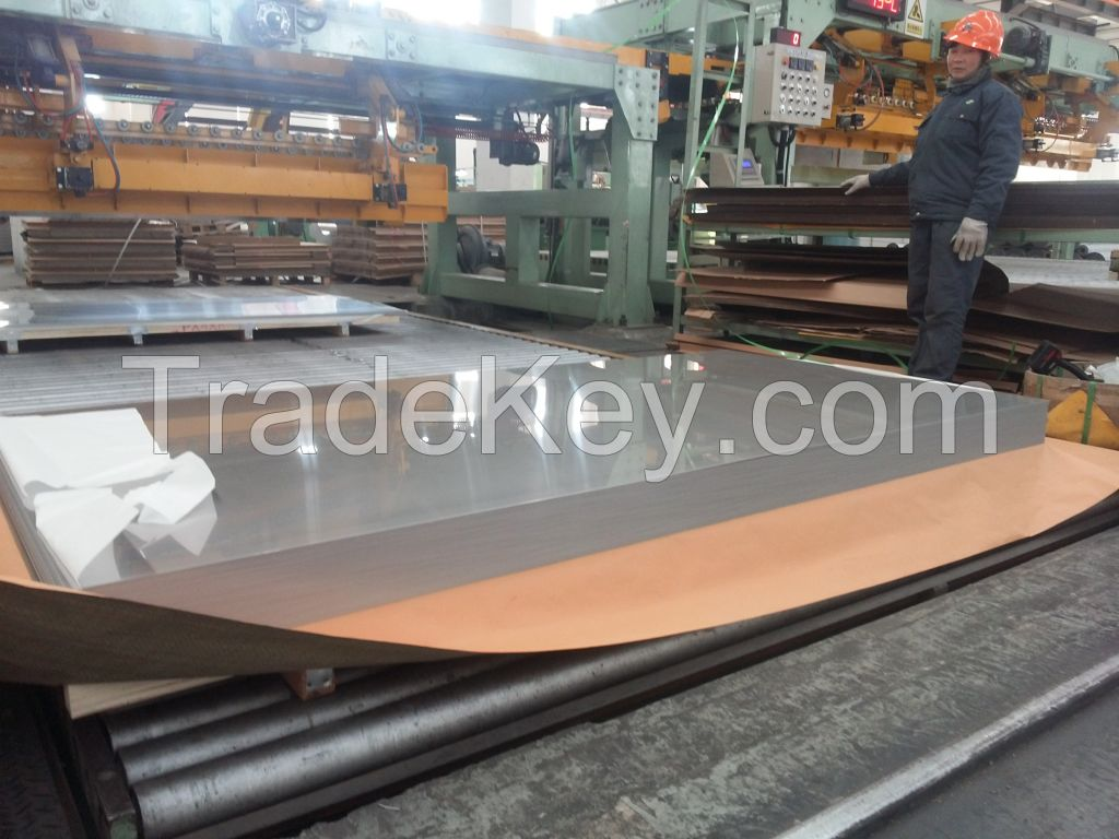 AISI430/2B TISCO  Cold rolled stainless steel coil
