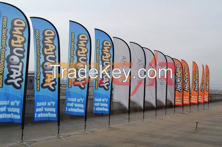 Flags and Banners for Outdoor and Indoor Display