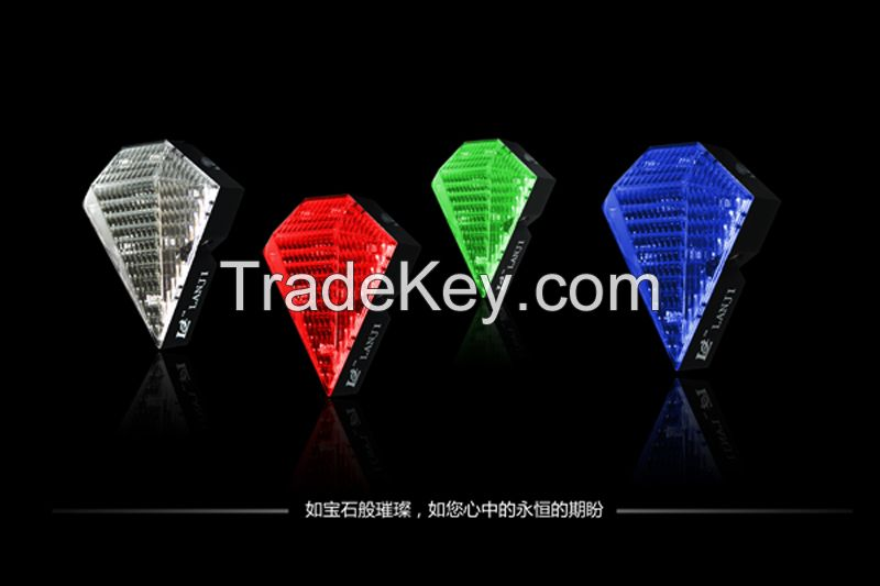 BS-01 High Quality Guarantee on Promotion LED Bicycle Tail Light