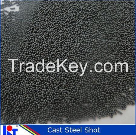 KAITAI Brand sand blasting grit cast steel shot S110 with SAE standard