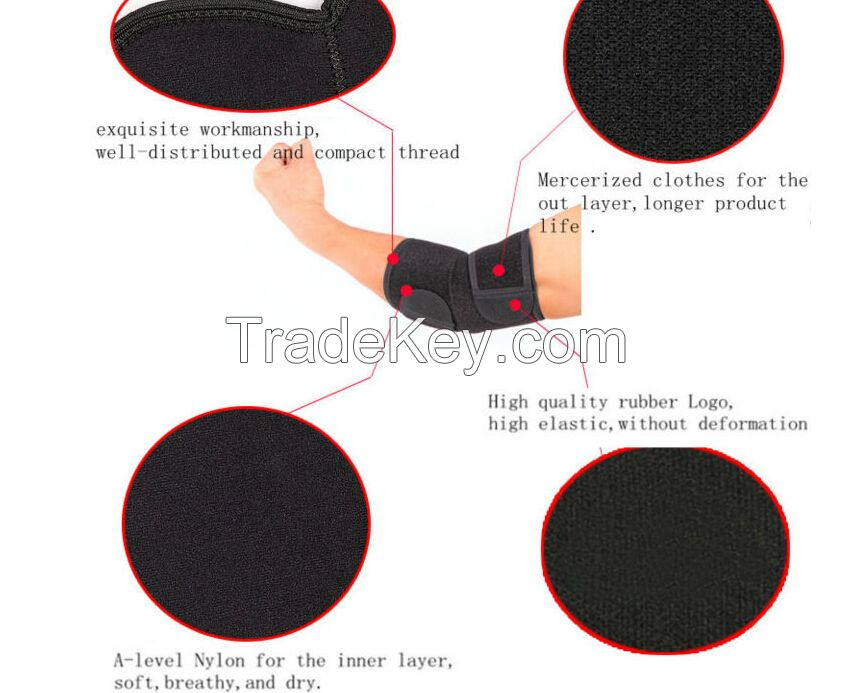 high breathable elbow pads            hellen(at)aofit(doc)com