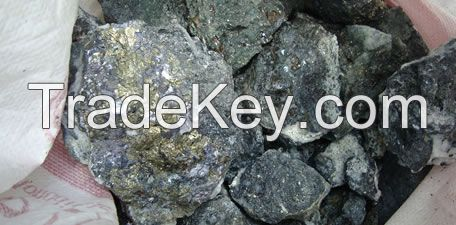 High Quality Grade A Lead Ore from Nigeria