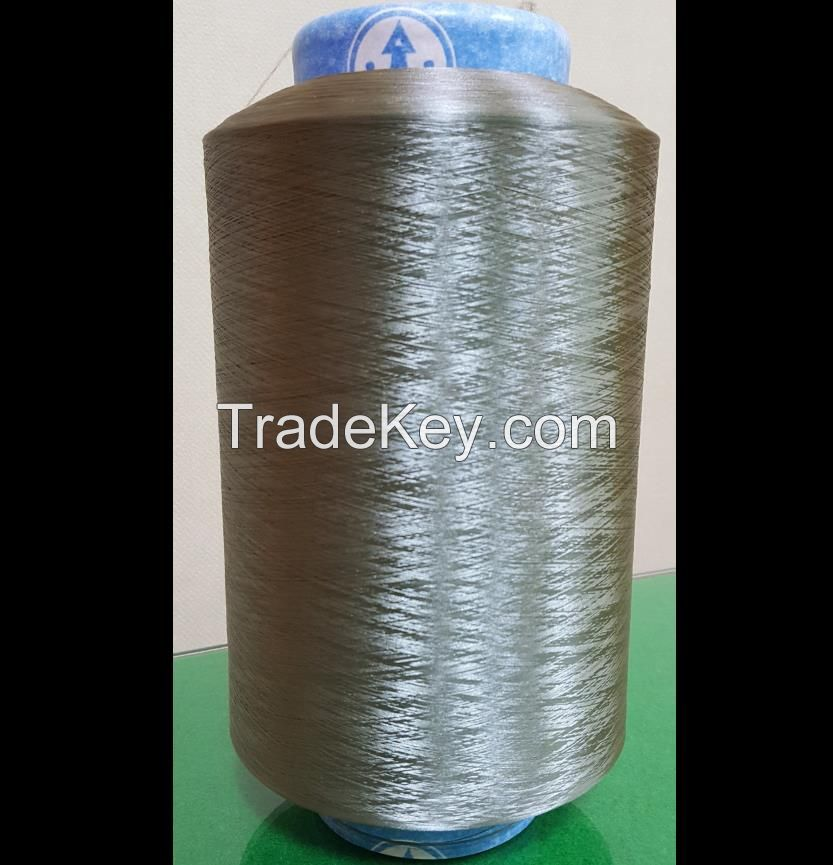 N29 Nylon Copper Conductive Yarn with Antibacterial