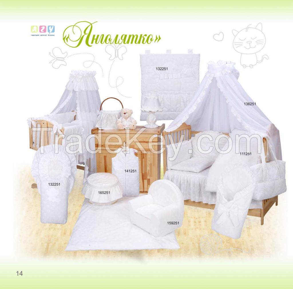 Children beds and bed sets