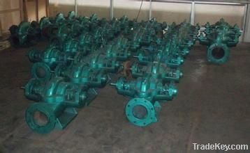cast iron water pump, large flow pump, farmland irrigation pump