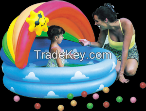 Ball and Water Pool - LI-6814
