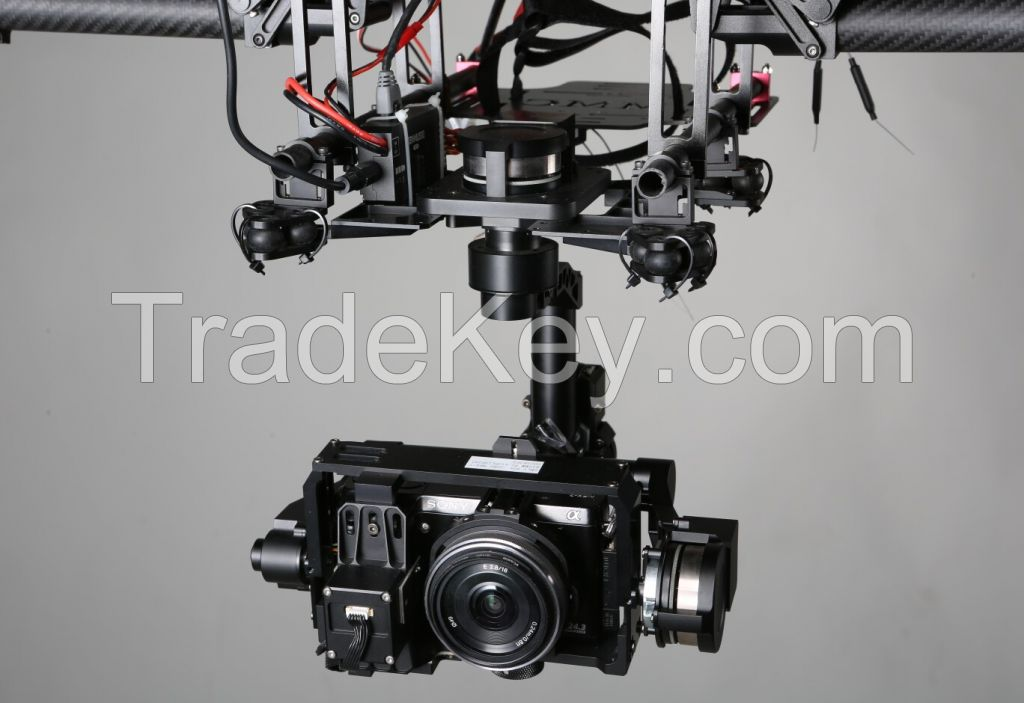 Professional  Spreading Wings K8 Drone , For Helicopter UAV Aerial Photography