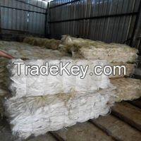 100% UG and SSU Natural raw sisal fiber / sisal fibre/bamboo fiber