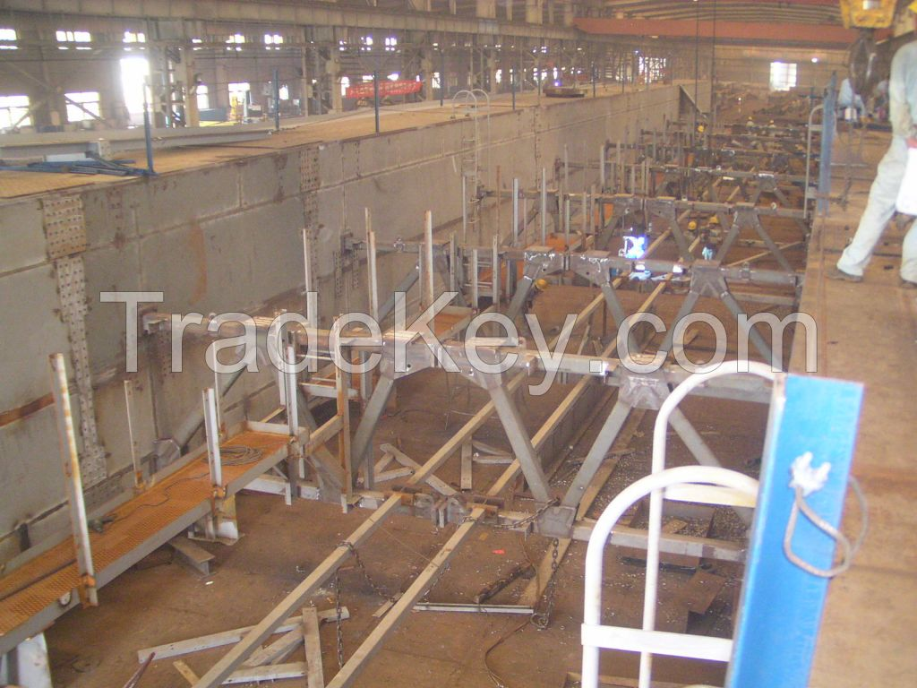 Mechanical Steel Structure