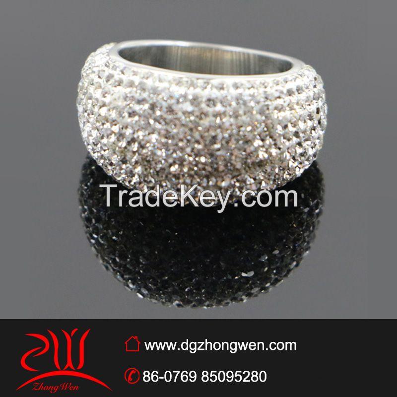 2015 latest bridal design wedding diamond ring