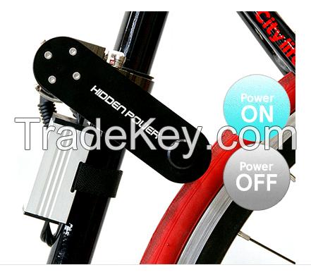 E-bike kit.