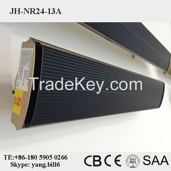 Energy saving infrared heater with CE CB and SAA certification electric home heaters