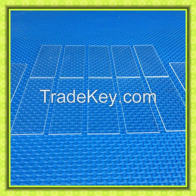 Quartz glass visualizer dummy wafer price