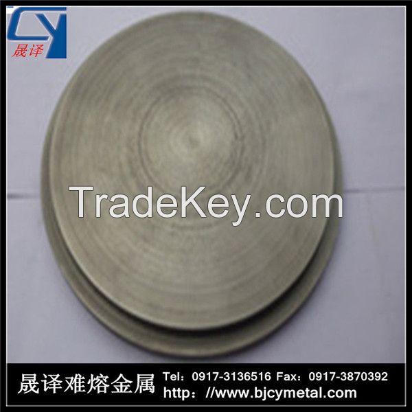 Tungsten crucible