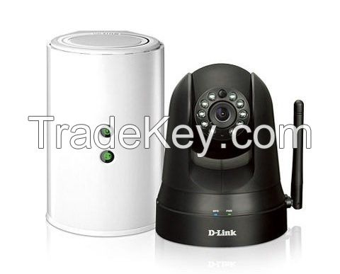 D-LINK WI-FI ROUTER AND WI-FI CAMERA STARTER KIT