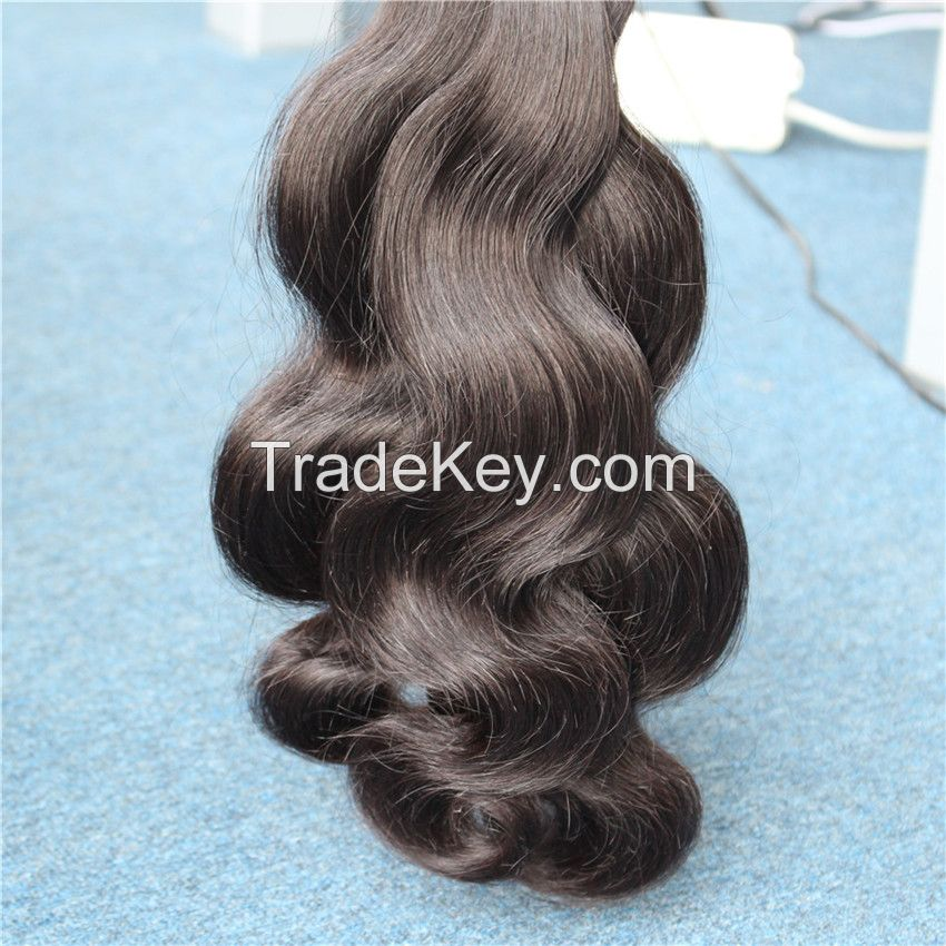 High Quality 100% Human Virgin Hair Weaving
