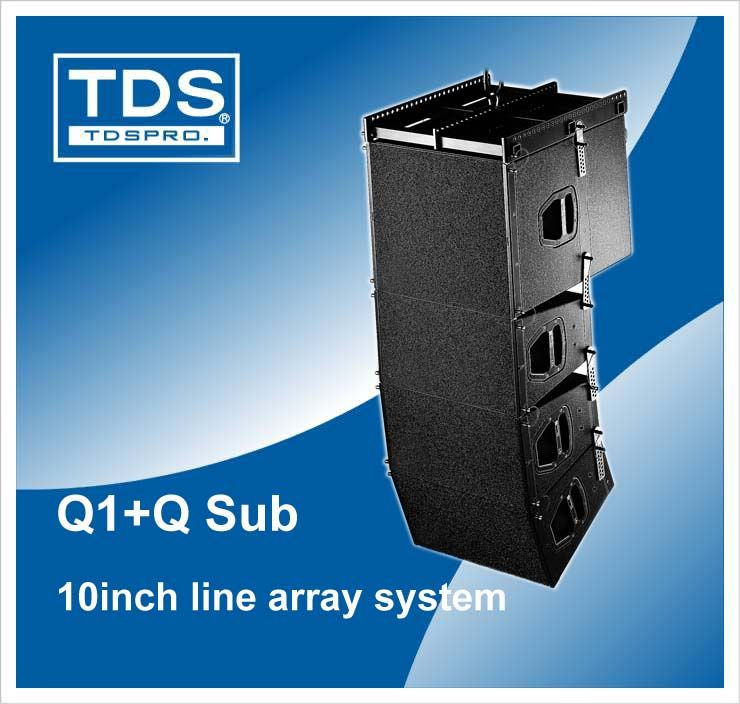 line array sound system
