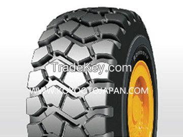 Radial OTR tyre for dump truck, loader, grader, bulldozer crane