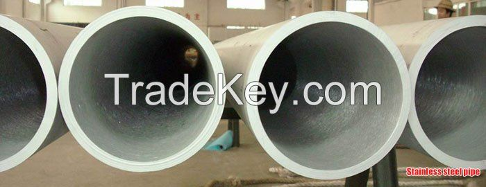ASTM A312/A213/A269 TP 316H Stainless Steel Seamless Pipe