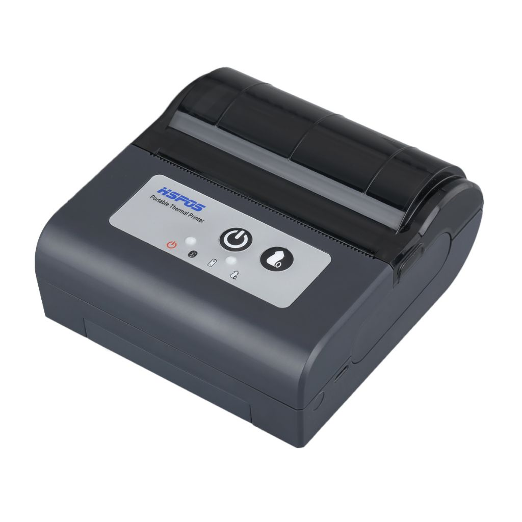 80mm cloud WIFI portable Thermal Printer support MQTT