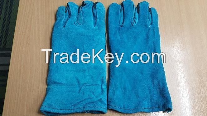 Welding Gloves (Cow Leather with Full Lining)