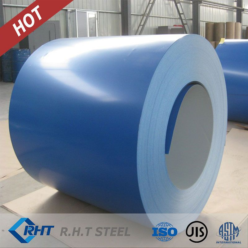 PPGI/PPGL G550 prepainted galvanized steel coil for roofing sheet,roofing steel roofing