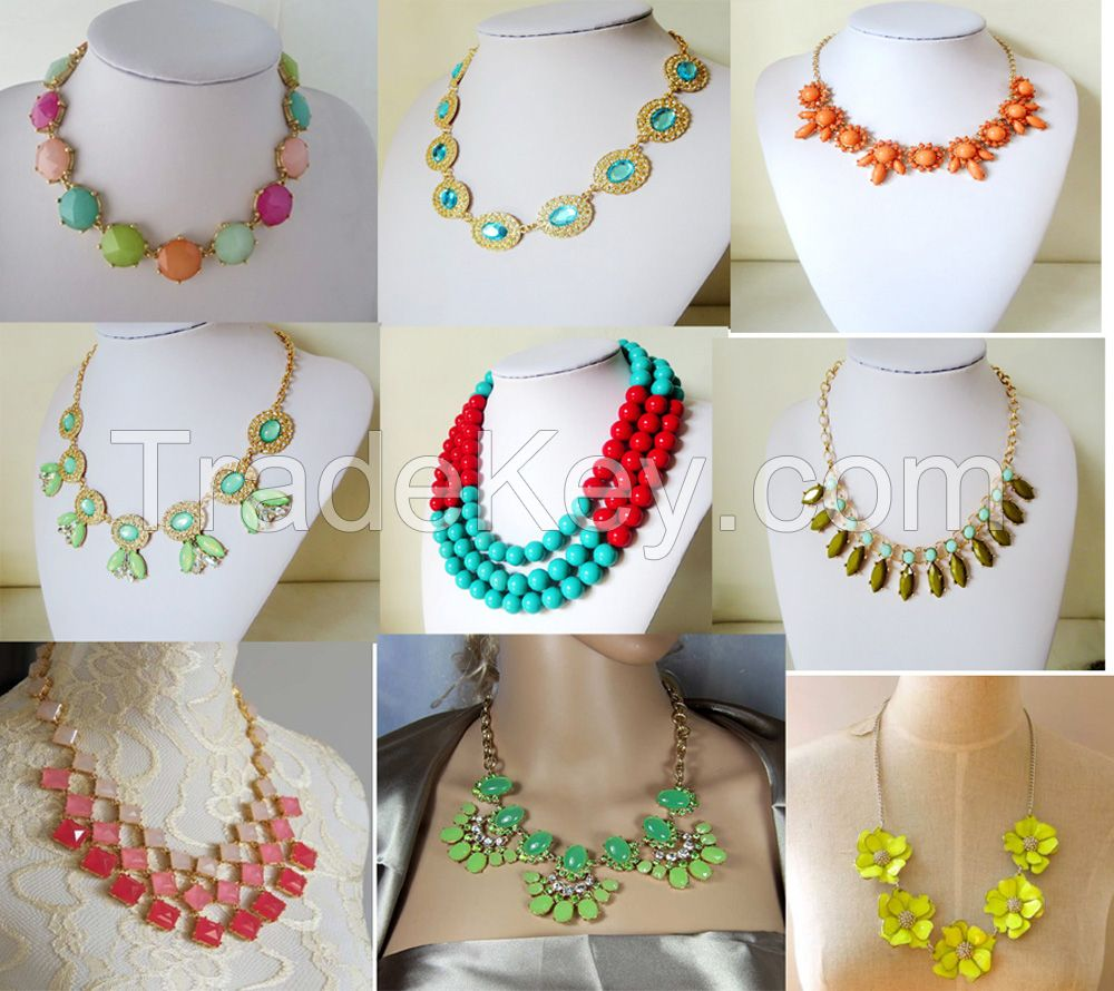 Charm Necklace Fashion Jewelry For Lady