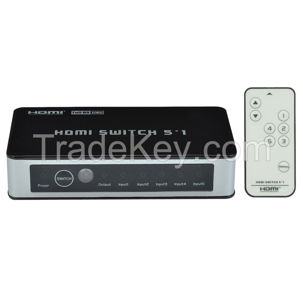 hot new products for 2015 high quality hdmi switch