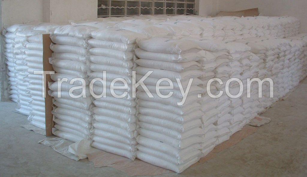 Barite powder 4.0/4.1/4.2 SG in 50 KG bags