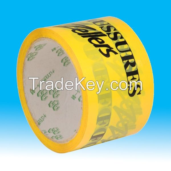 Customized Printed Packing Tape